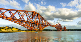 Forth Bridge Stock Images