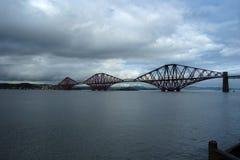Forth bridge Royalty Free Stock Images
