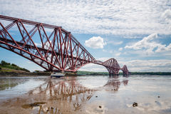 Free Forth Cantilever Railway Bridge Stock Photo - 56026130