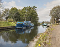 Forth and Clyde Canal Stock Image