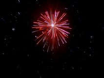 Forth of July Fireworks Stock Photos