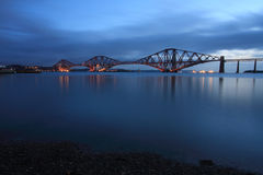 Forth Rail Bridge Stock Images