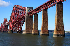 Forth Rail Bridge Stock Image