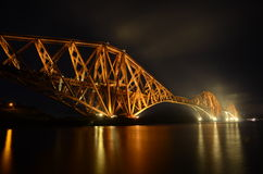Forth Rail Bridge Royalty Free Stock Image