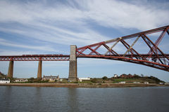 Forth Rail bridge, Edinburgh Stock Photo