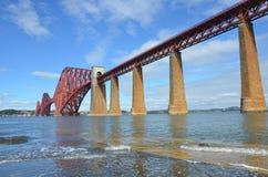 Forth Rail Bridge Stock Image