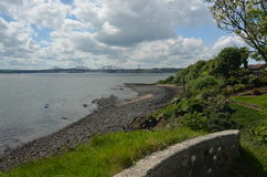 Forth River View Royalty Free Stock Photo