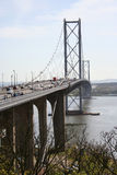 Forth Road bridge Royalty Free Stock Image
