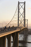 Forth Road Bridge - Edinburgh - Scotland Stock Photography