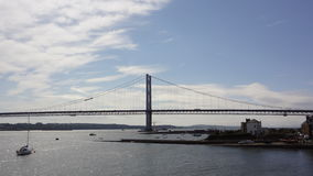 Forth Road Bridge, Scotland Stock Images