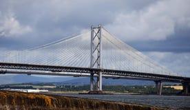 Forth Road Bridge Royalty Free Stock Image