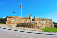 Forti de Sant Jordi in Tarragona, Spain Royalty Free Stock Photography