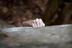 Forti GIP - Serie di scalata di roccia Fotografia Stock