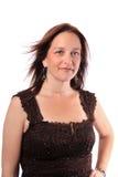 forties ее милая женщина Стоковая Фотография