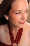 forties jej ładna kobieta Zdjęcie Royalty Free