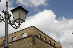 Fortificação histórica de Nápoles Fotos de Stock Royalty Free