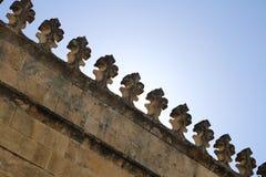 Fortificações bonitas foto de stock