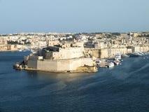 Fortificações de Valletta Imagens de Stock Royalty Free