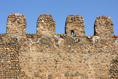 Fortification Royalty Free Stock Photos