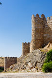 Fortification of Avila Royalty Free Stock Photo