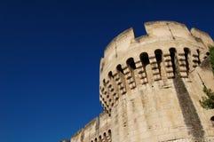 Fortification d'Avignon image libre de droits