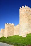 Fortification de Avila Imagem de Stock Royalty Free
