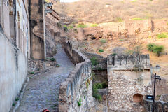 Fortification in india Stock Image