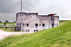 Fortification in Muiden Royalty Free Stock Photography