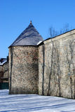 Policka, Czech republic. Fortification in Policka, Czech republic stock image