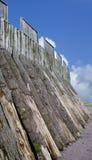 Fortification suédoise de trelleborg Images stock