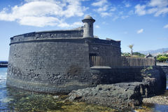Fortification. tenerife Stock Photos