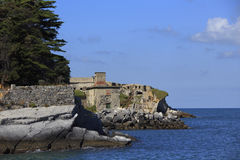 Fortification on Tino island Royalty Free Stock Photography