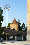 Fortification tower, Zagreb, Croatia Stock Photography