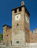 Fortification in Verona Stock Image