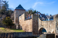 Free Fortification Wall Royalty Free Stock Image - 35779036
