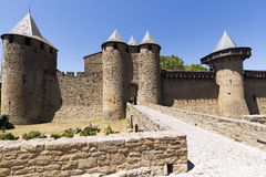 Fortification Royalty Free Stock Images