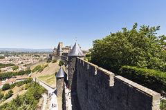 Fortification Royalty Free Stock Photography