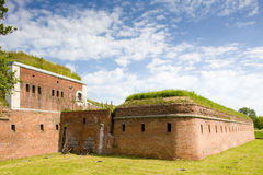 Fortification, Zamosc Stock Photo