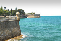 fortifications Photographie stock
