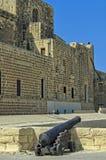 Fortifications de Malte - Gozo, Victoria photographie stock libre de droits