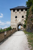 Fortifications of Hochosterwitz Stock Photo
