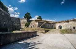 Fortifications of Klodzko fortress. Royalty Free Stock Photos