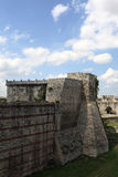 Fortifications of Yedikule Fortress Stock Photography