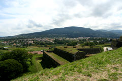 Fortificazione Fotografia Stock
