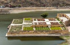 Fortificazione ambrata, Jaipur, India Immagine Stock Libera da Diritti