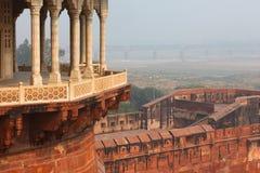 Fortificazione antica Immagine Stock