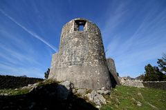 Fortificazione Besac Fotografia Stock Libera da Diritti