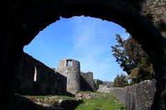 Fortificazione Besac Fotografie Stock