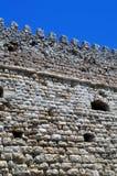 Fortificazione: Castello veneziano (Koules), in Crete. fotografia stock libera da diritti