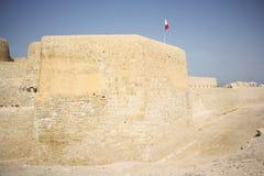 Fortificazione del Bahrain Fotografie Stock